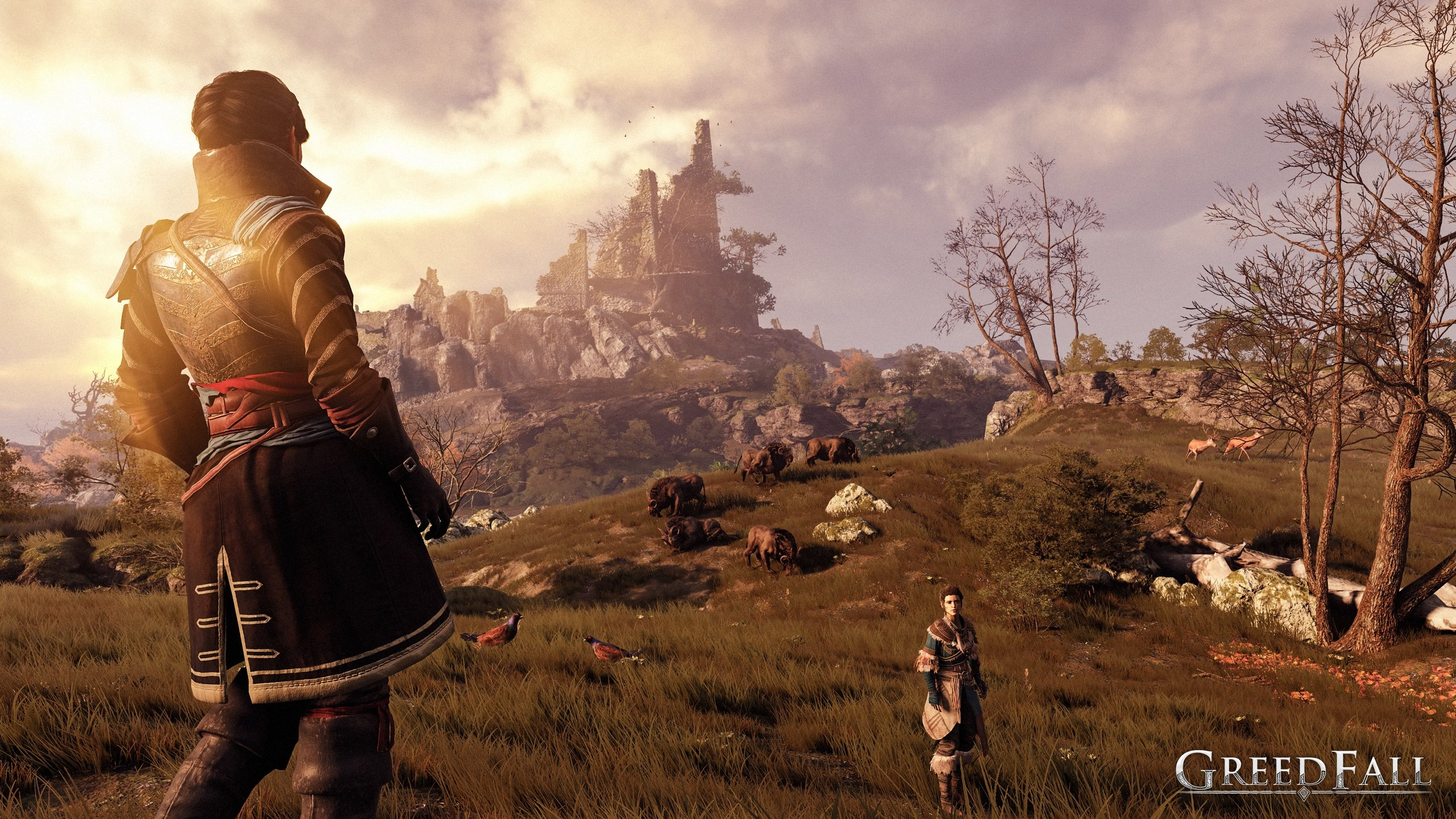 GreedFall review - An unexpected journey