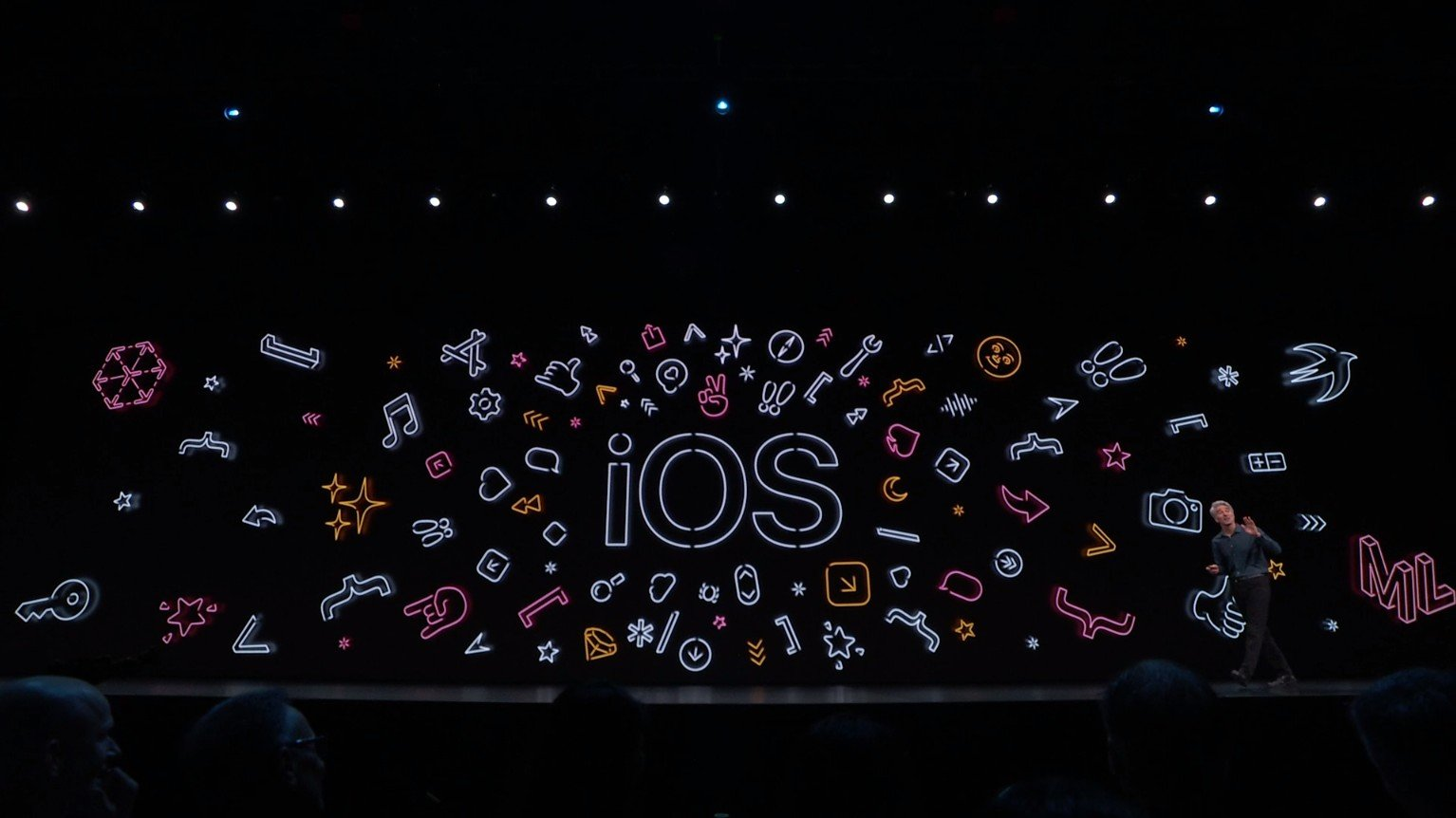 Apple fans will get some details about the upcoming release of iOS 13 at today's keynote.