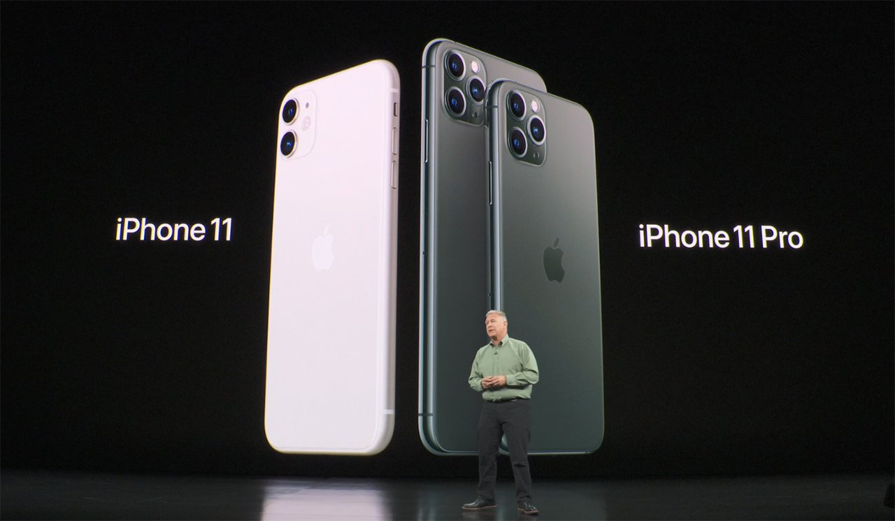 iPhone 11 and iPhone 11 Pro reveal