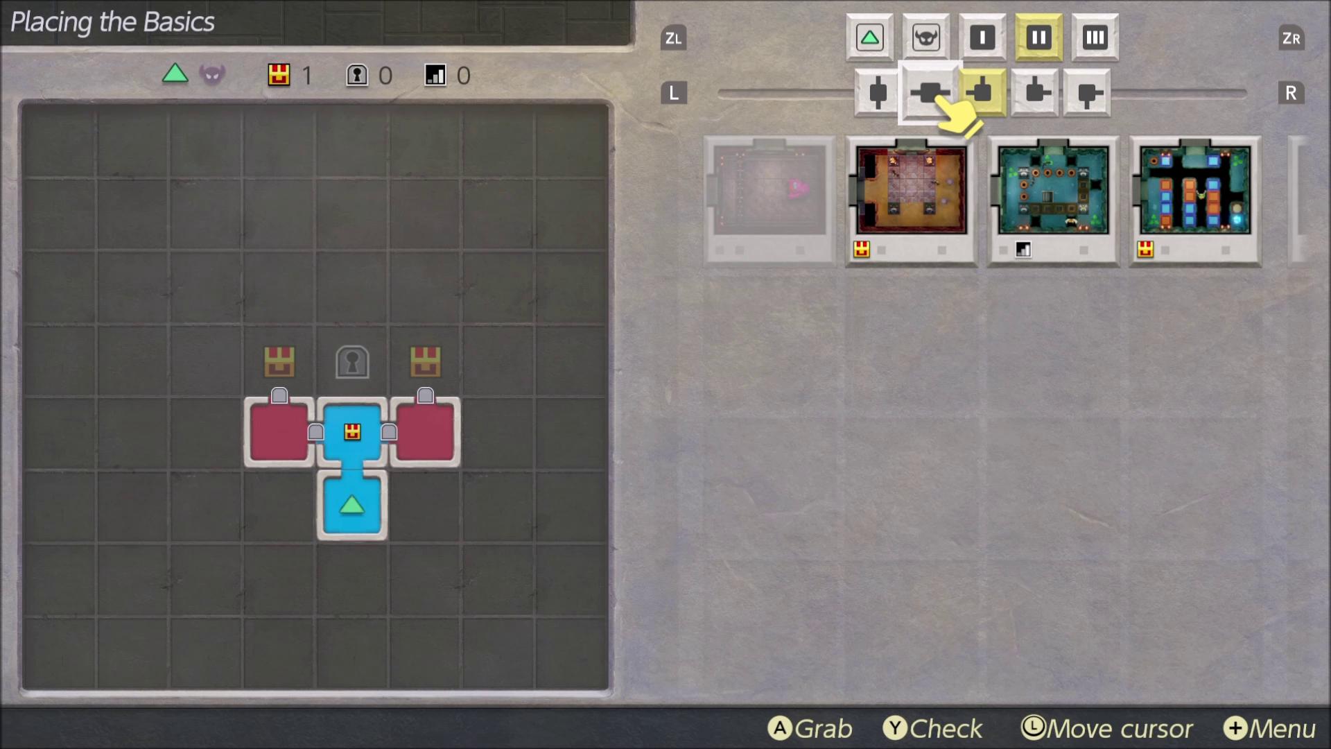 Link's Awakening - Chamber Dungeon