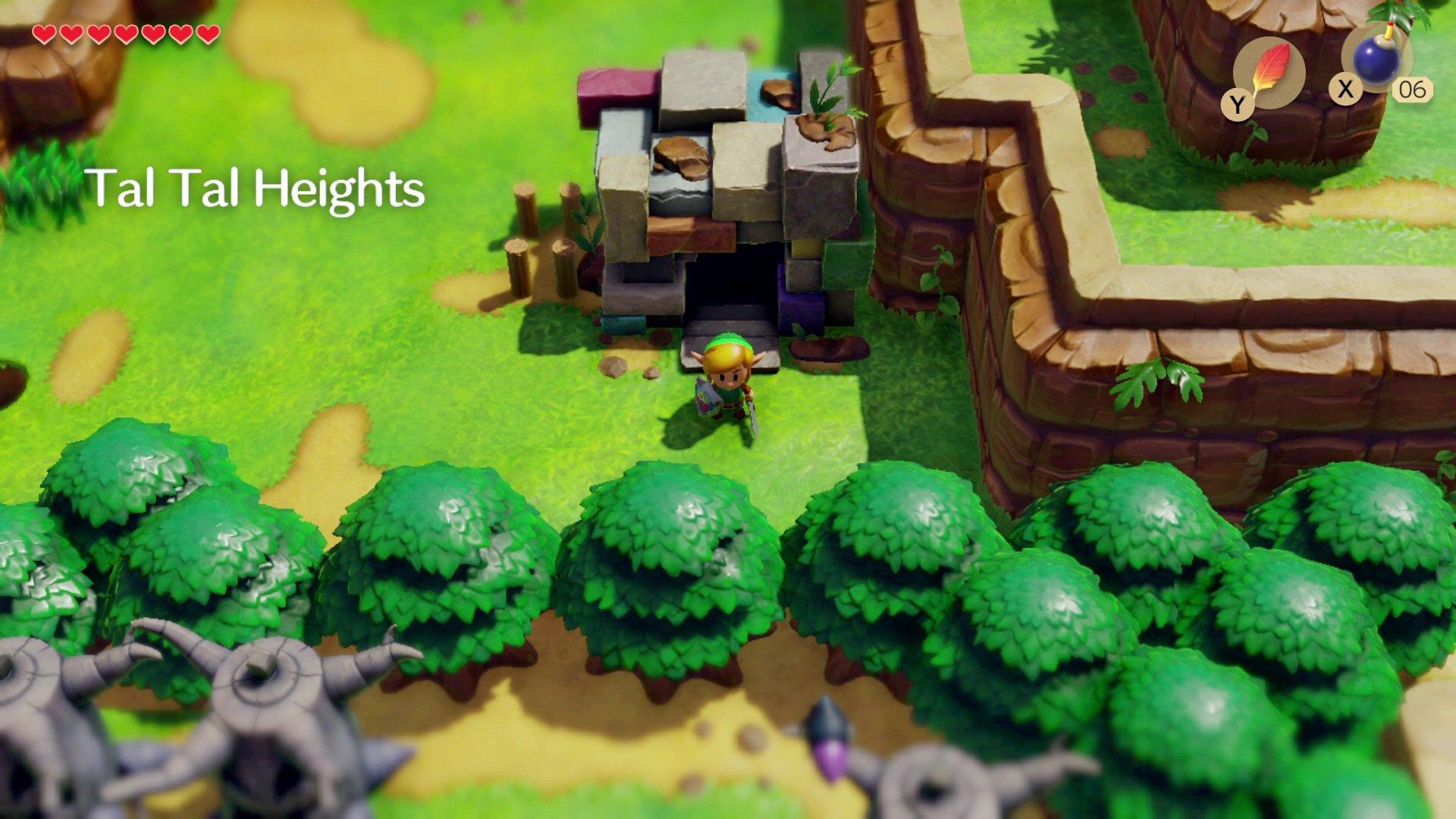 Link's Awakening - Dampe's Shack