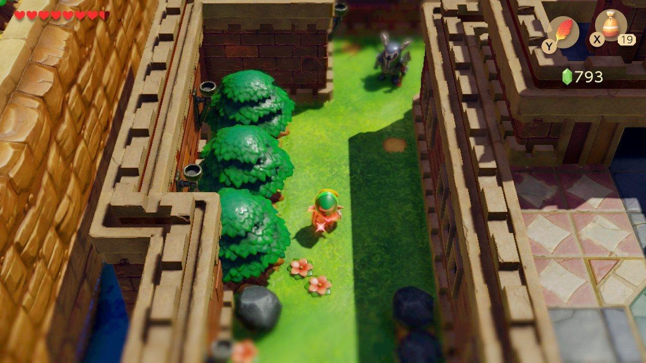 Link's Awakening - Golden Leaf #2