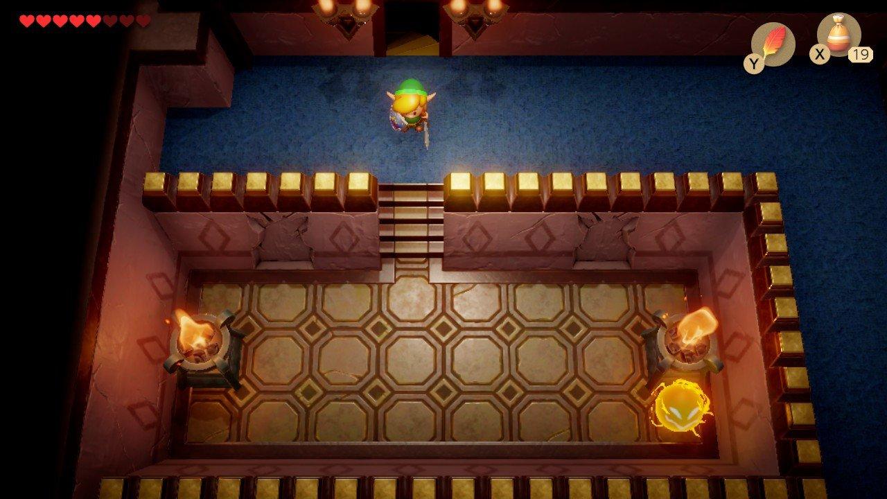 Link's Awakening - Golden Leaf #4