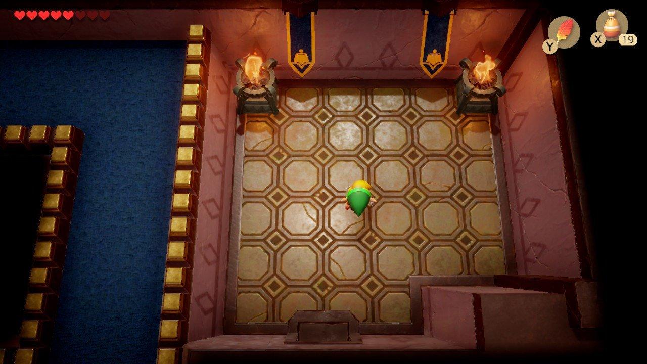 Link's Awakening - Golden Leaf #5 location