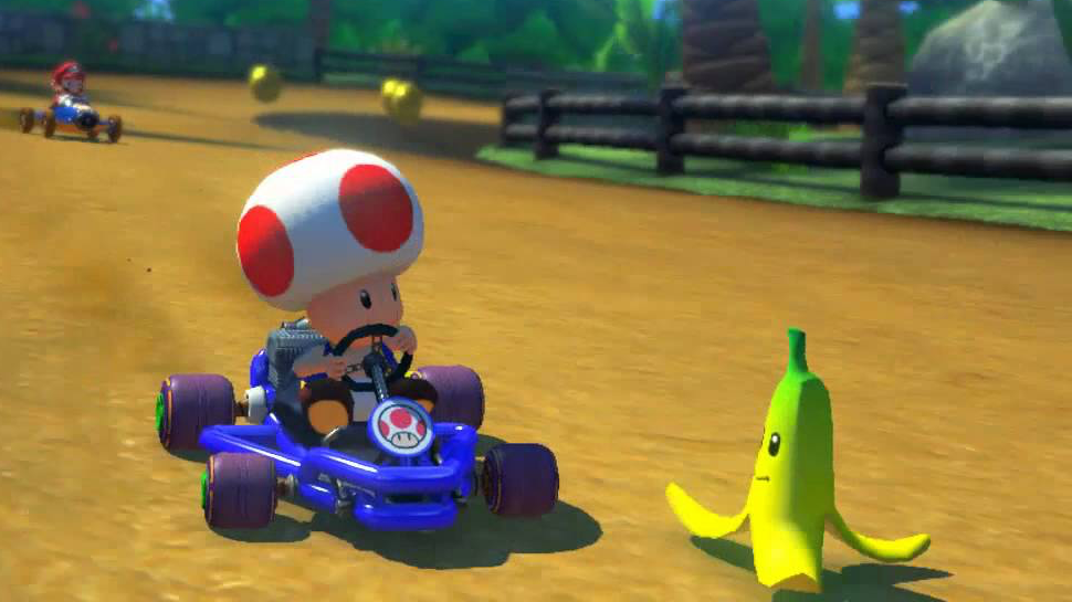 Mario Kart Tour currently under maintenance