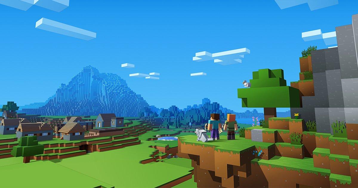 Minecraft beta update 1.13.0.15 adds character creator