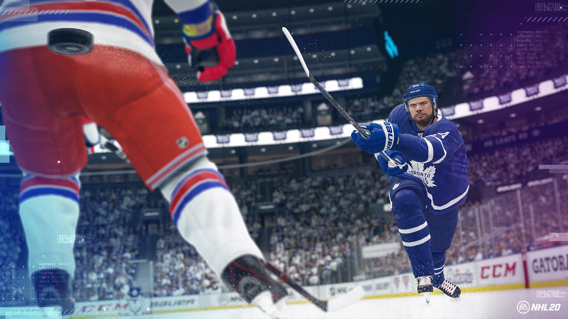 NHL 20 Review Score