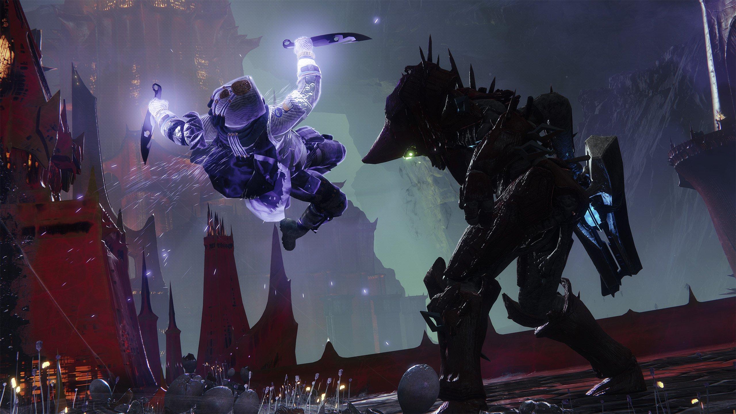 Pinnacle Weapons Destiny 2 Shadowkeep