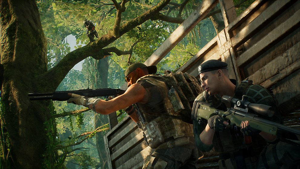 Predator: Hunting Grounds - PAX West