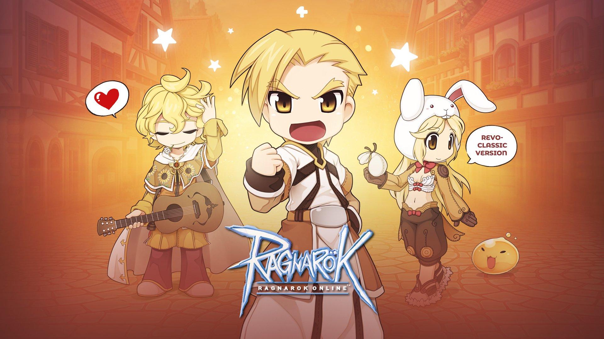 Ragnarok Revo Classic