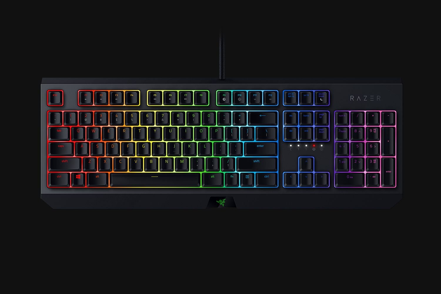 Razer BlackWidow Mechanical Gaming Keyboard Review