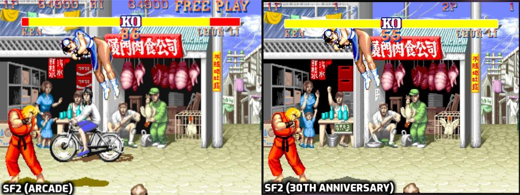 Filner had to devise a way to change the colors of the crates in Chun Li's market.