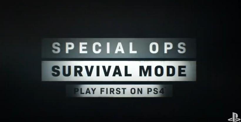 Modern Warfare 2019 Special Ops mode