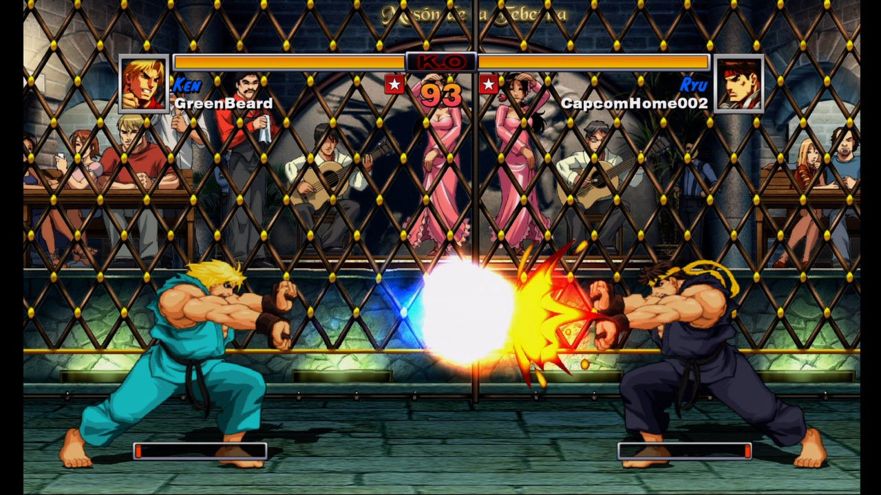 Some developers from Digital Eclipse worked on 2008's Super Street Fighter II Turbo HD Remix.
