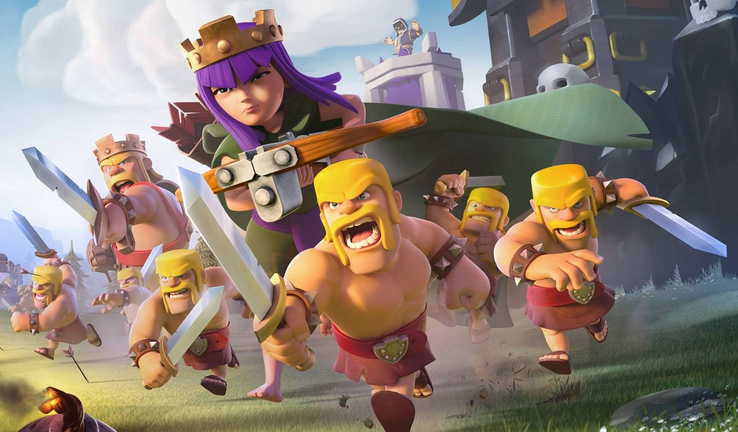 Supercell Games - Clash of Clans