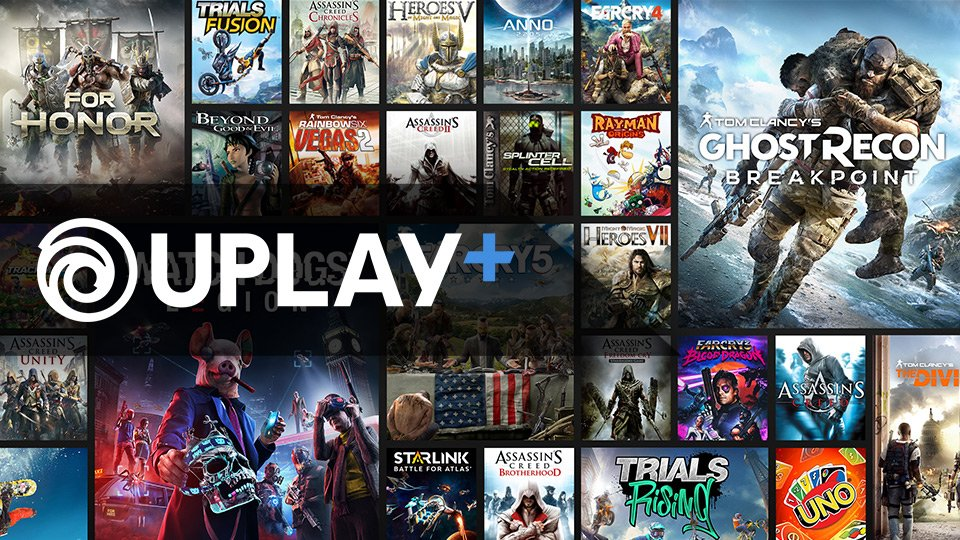 Uplay+ out now on PC