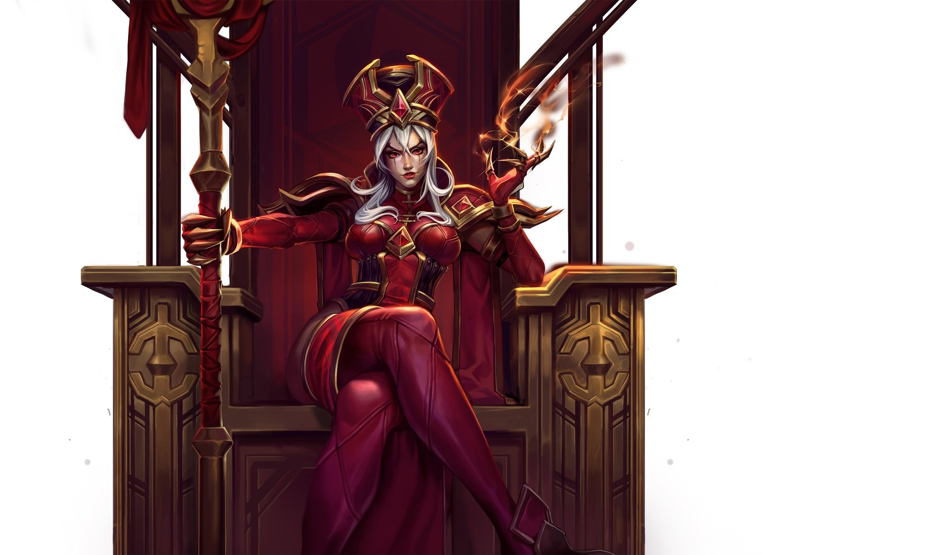 Heroes of the Storm - Whitemane