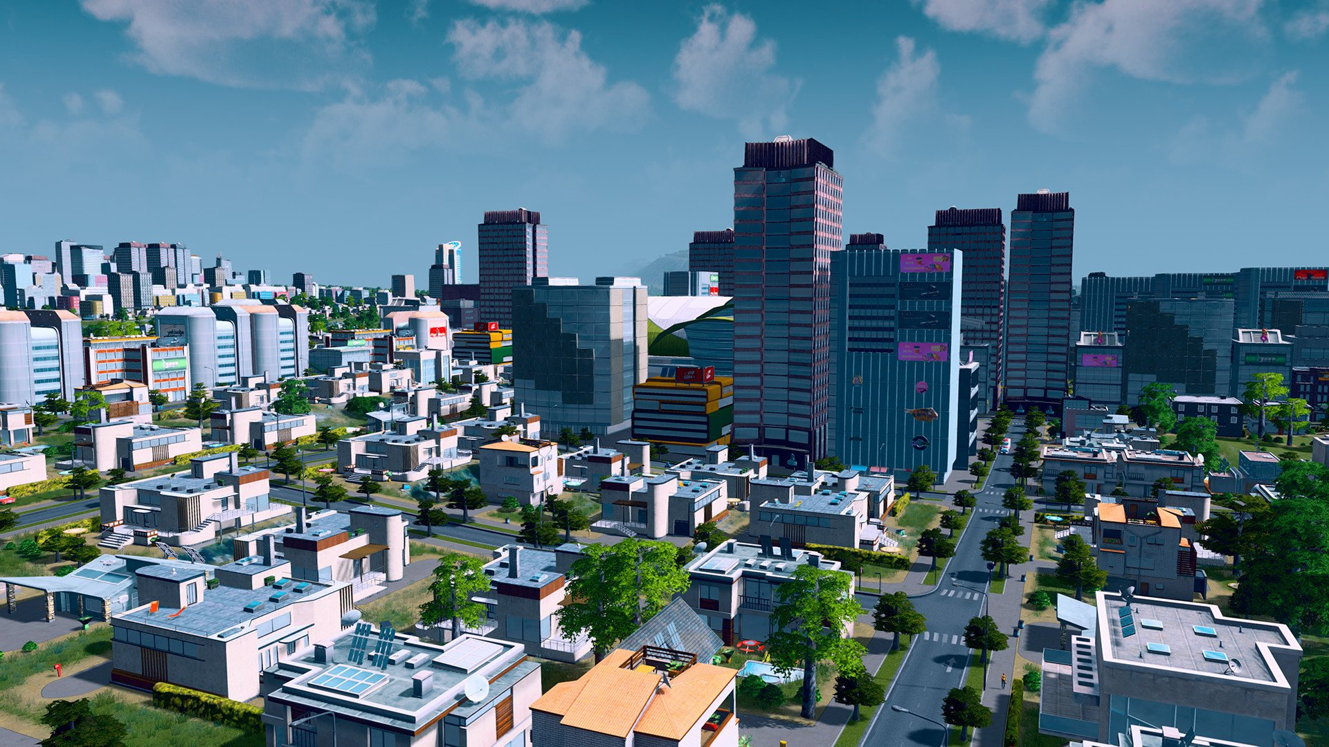 Cities Skylines Xbox Game Pass PC