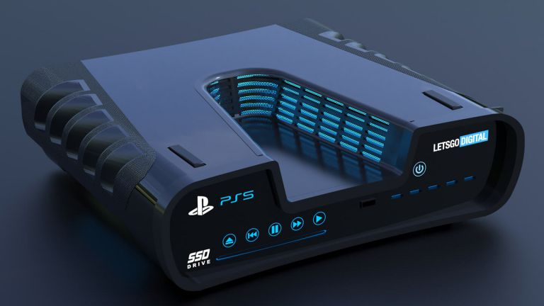 Could this be what the PS5 dev kit looks like?