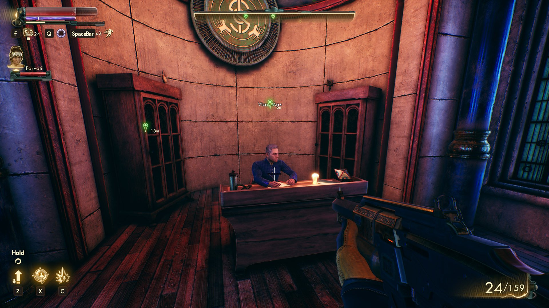 Vicar Max Companion The Outer Worlds