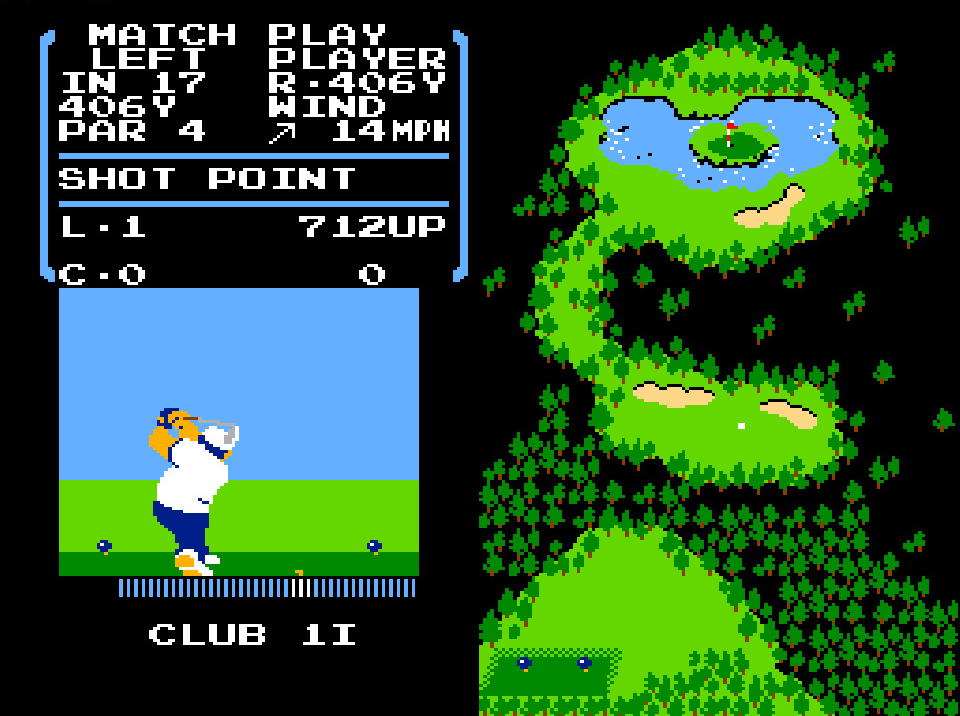 Arcade Archives GOLF hits Switch today