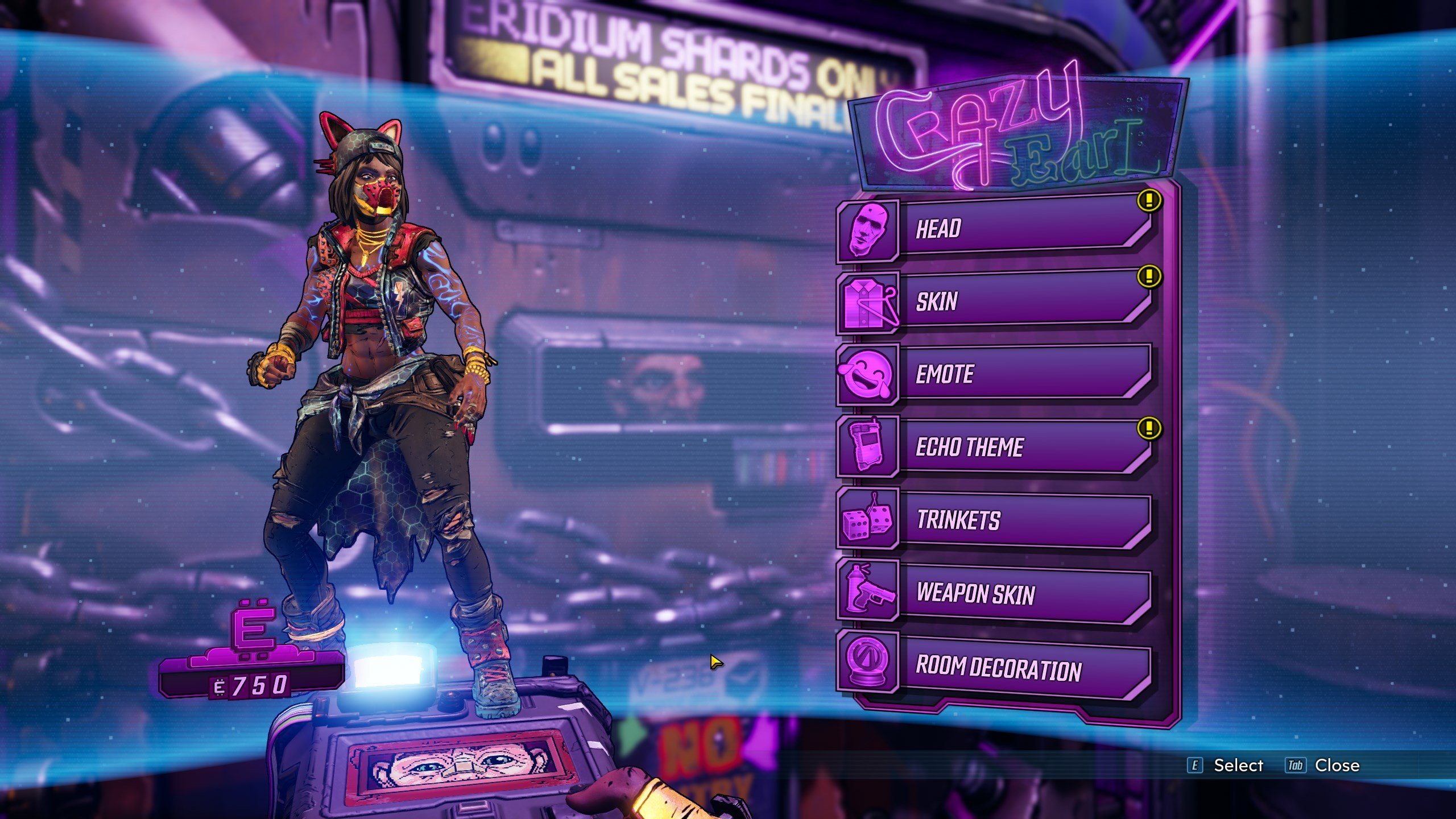 Borderlands 3 - Show me the Eridium event