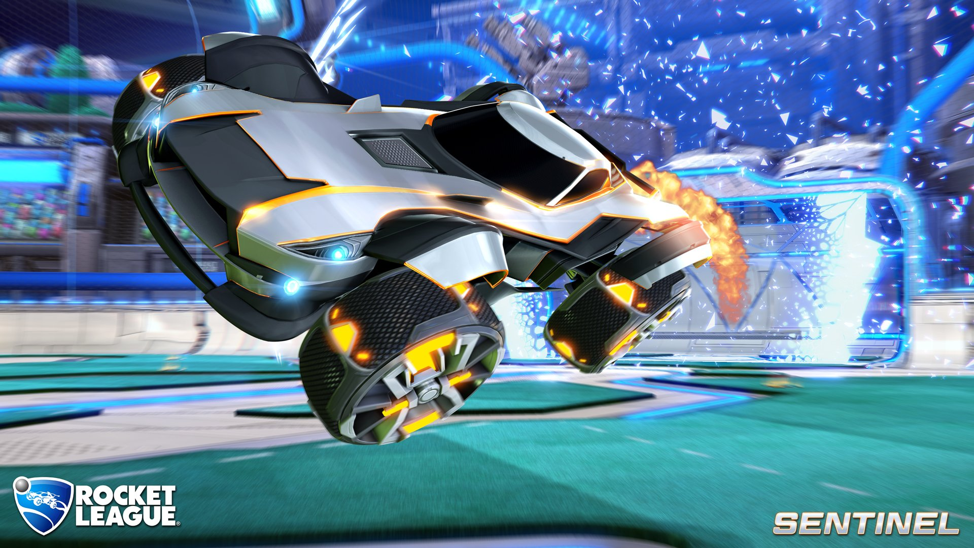 Rocket League Sentinel