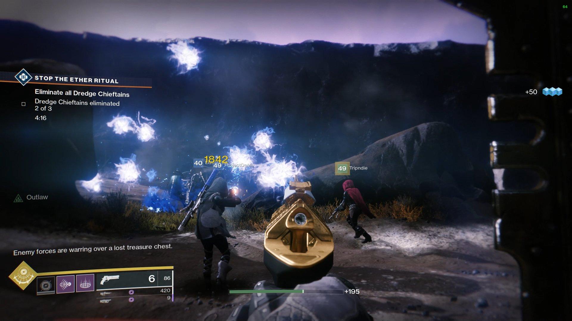 Destiny 2 Ether Harvest Public Event