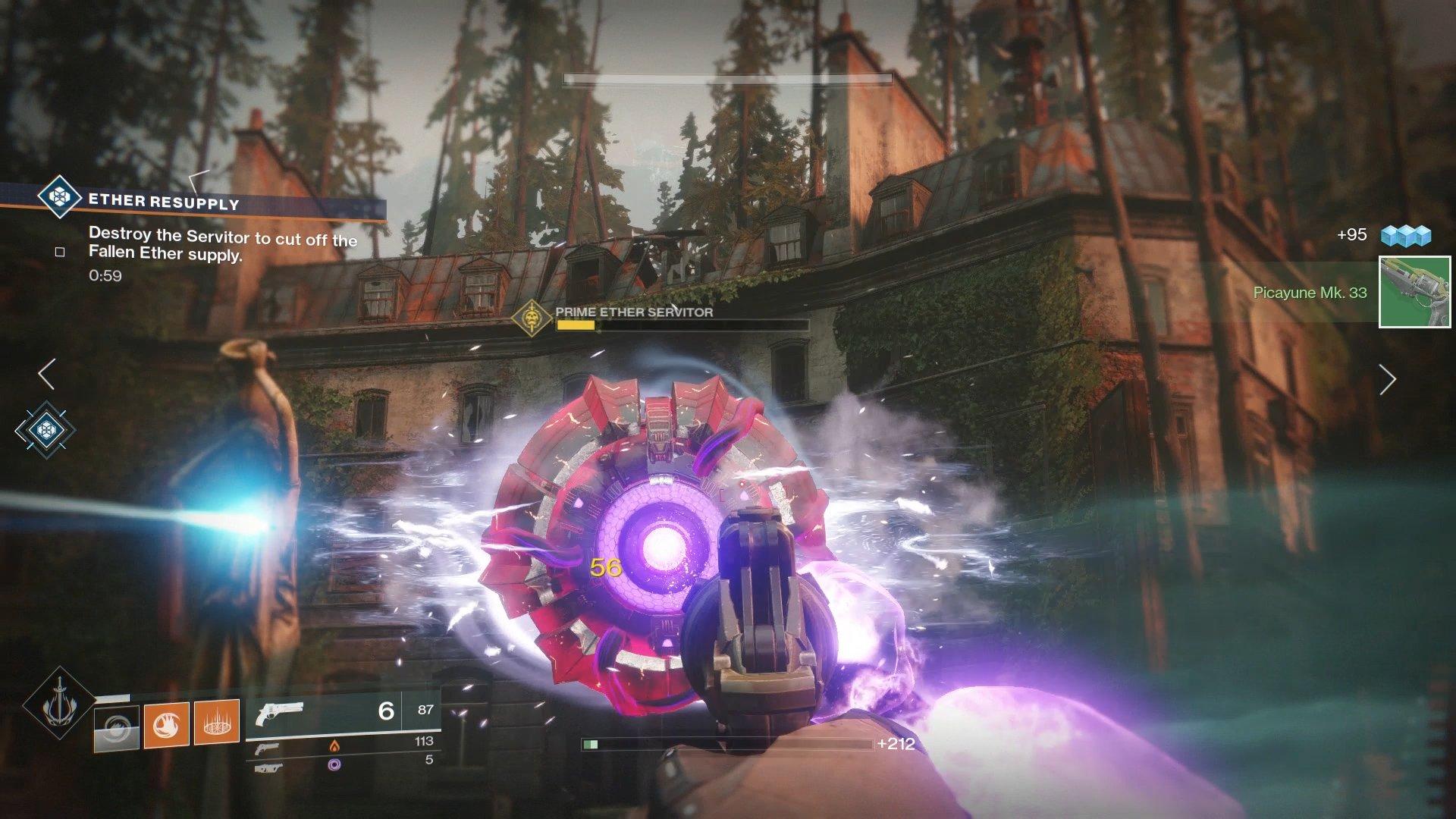 Destiny 2 Ether Resupply public event