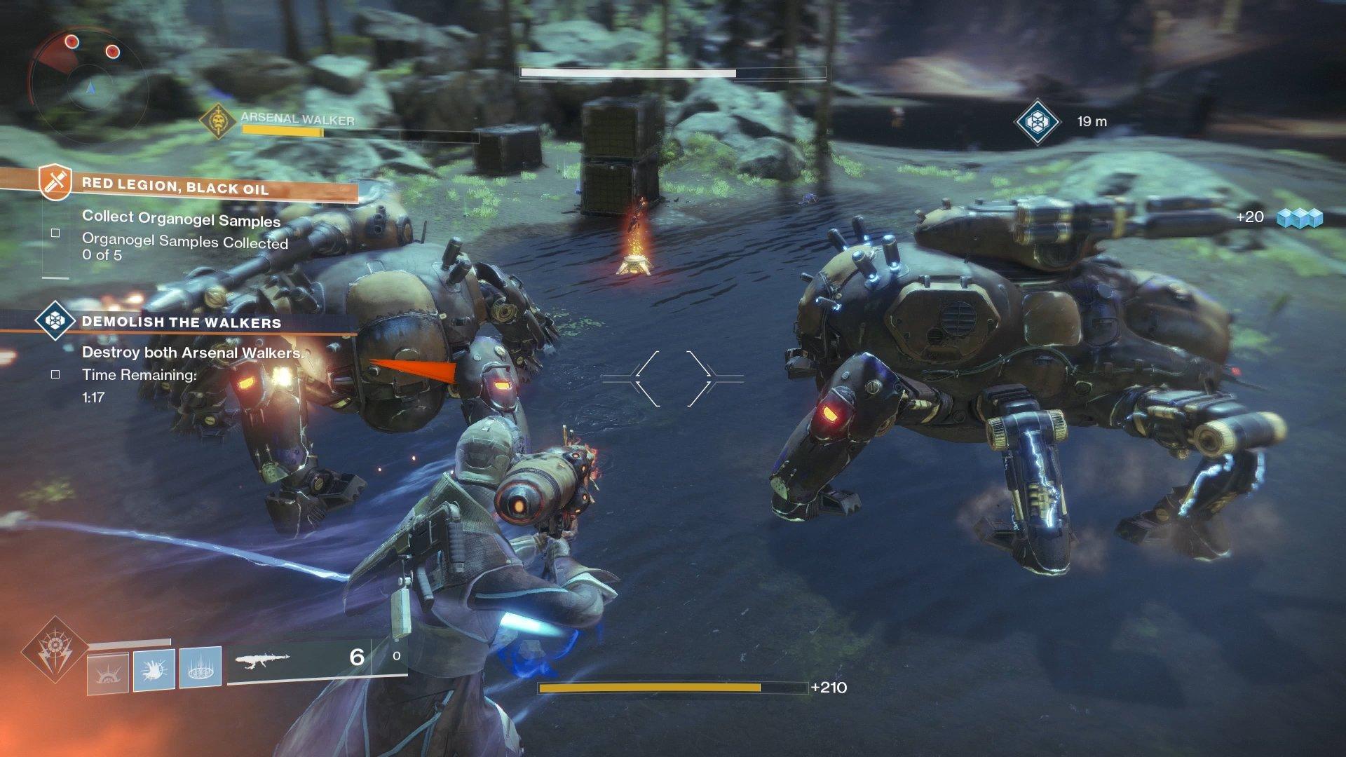 Destiny 2 Weapon Cache Public Event