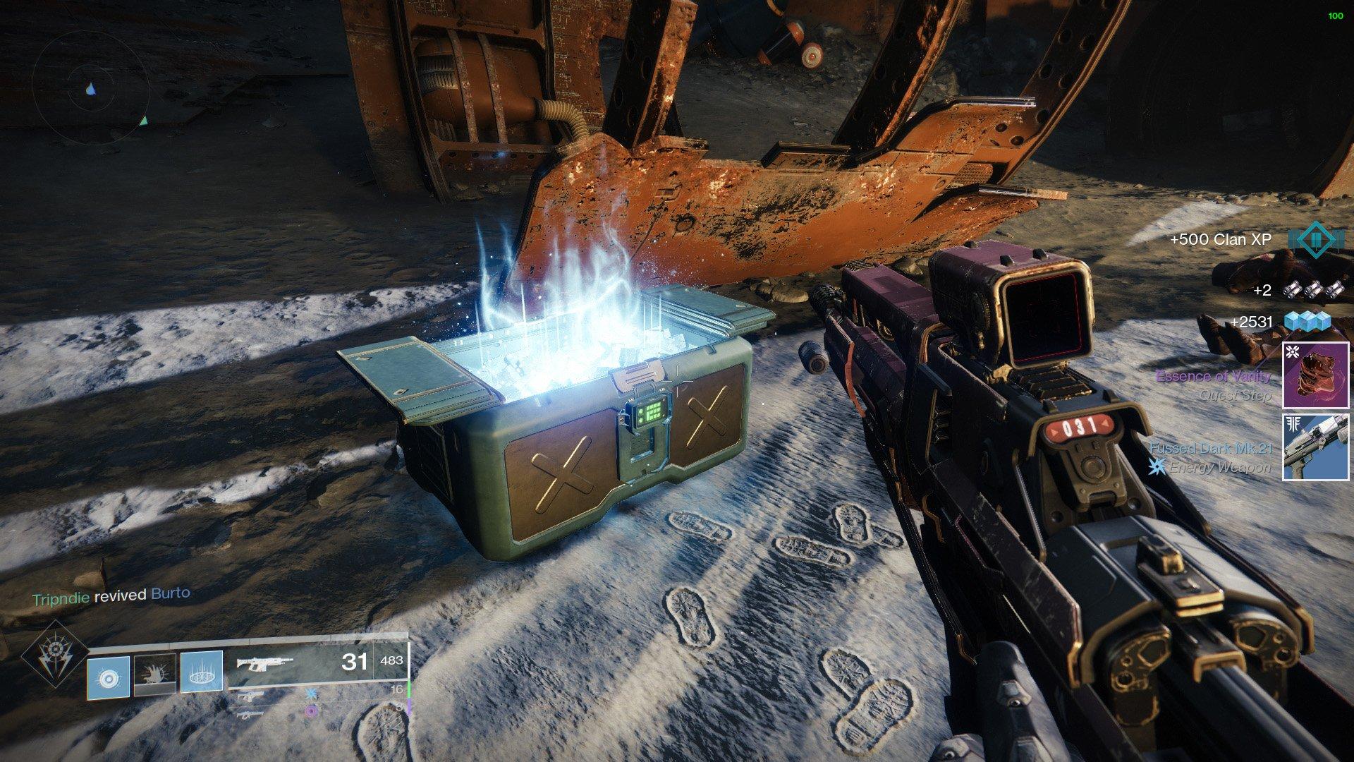 Destiny 2 how to get Essences