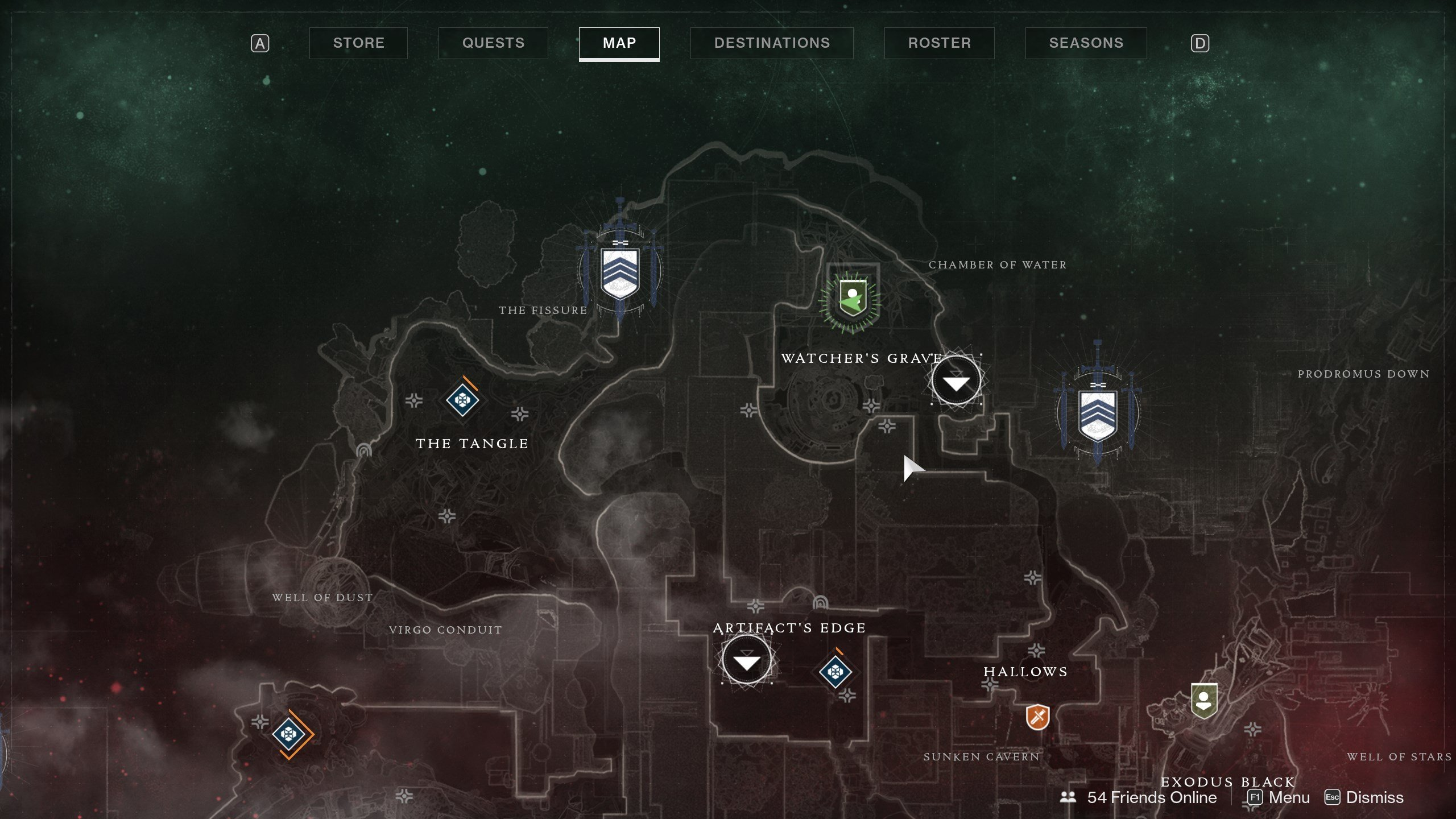 Destiny 2 - Xur Location October 18, 2019