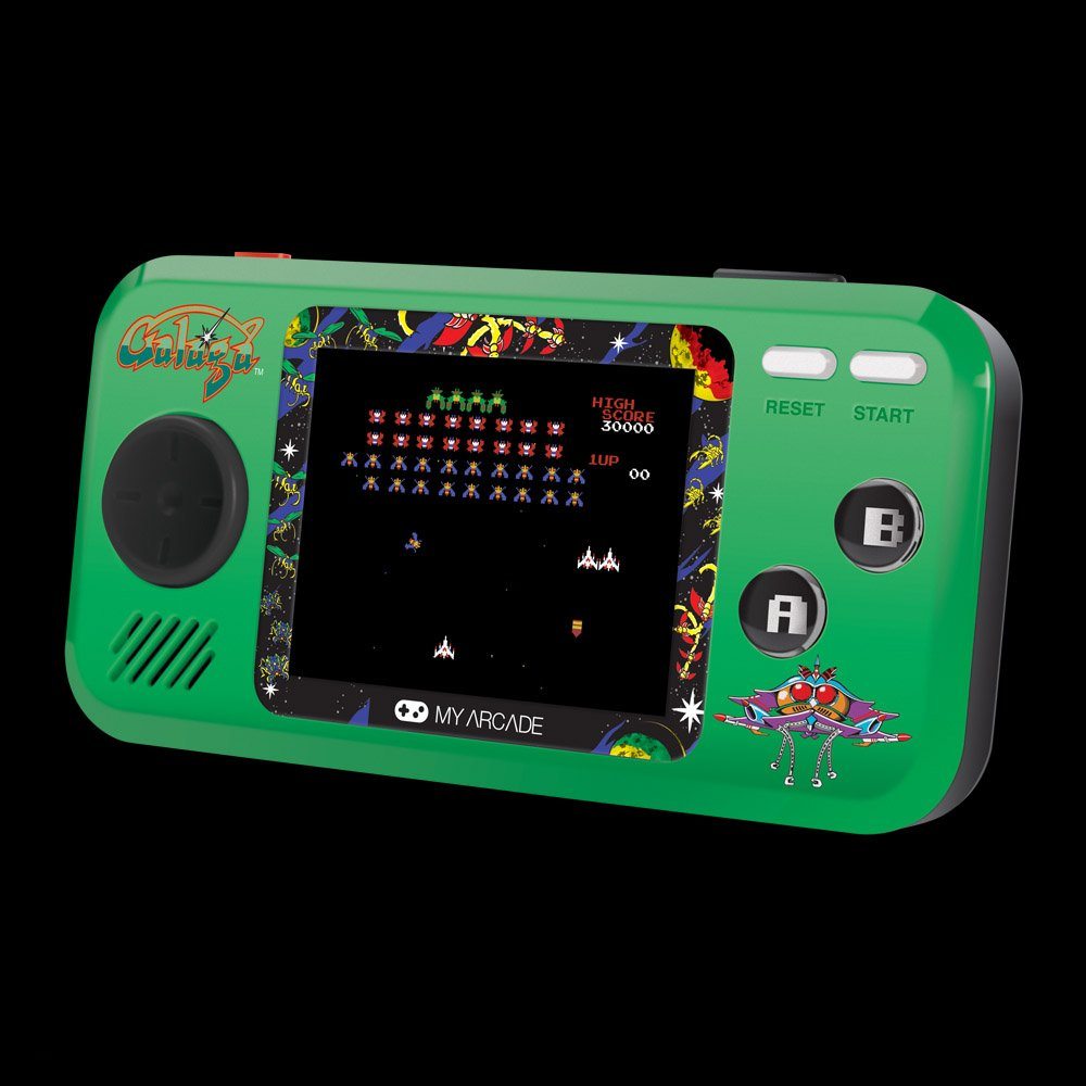 My Arcade's Galaga Pocket Player
