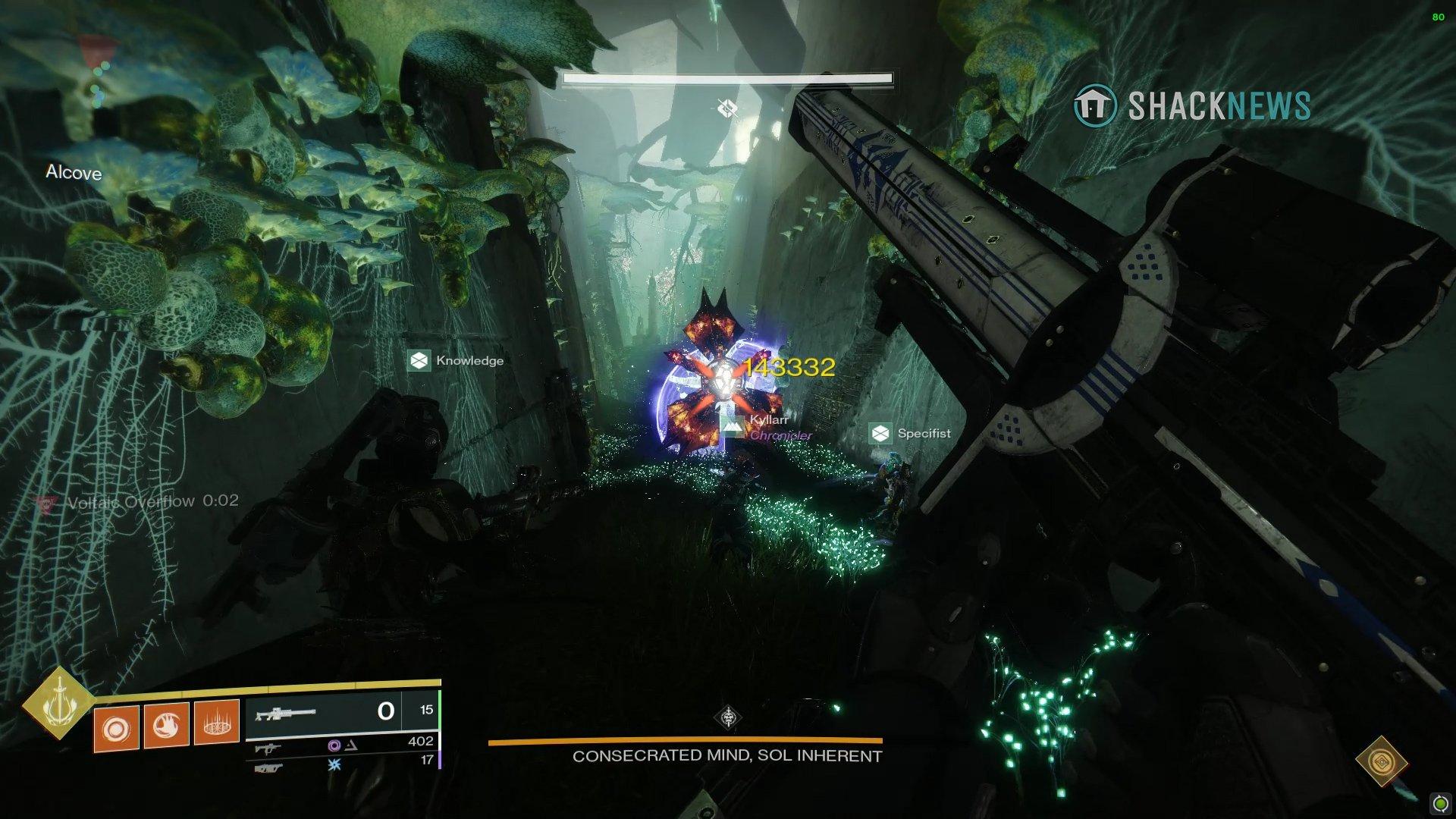 Consecrated Mind Destiny 2