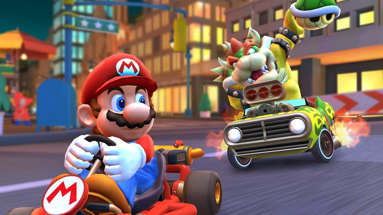 How to get Super Horns in Mario Kart Tour