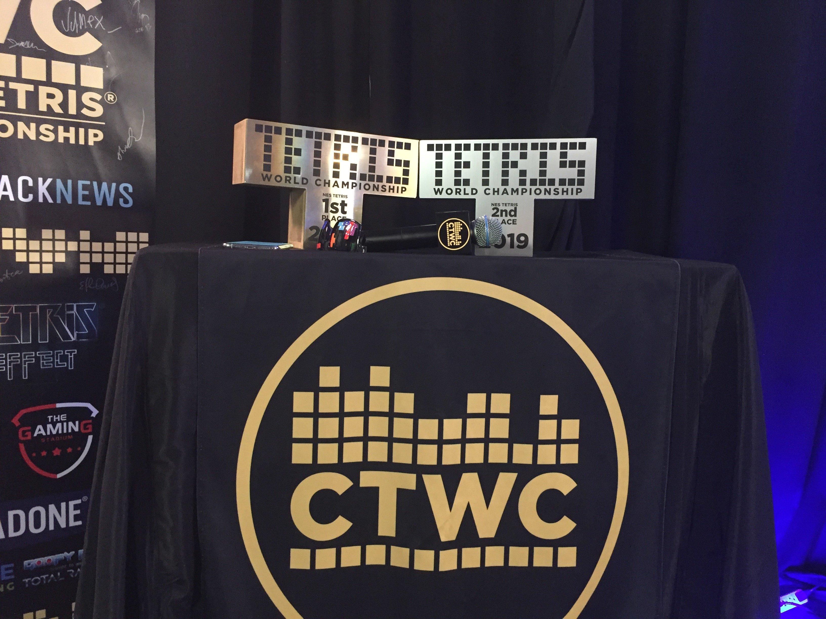 2019 Classic Tetris World Championship