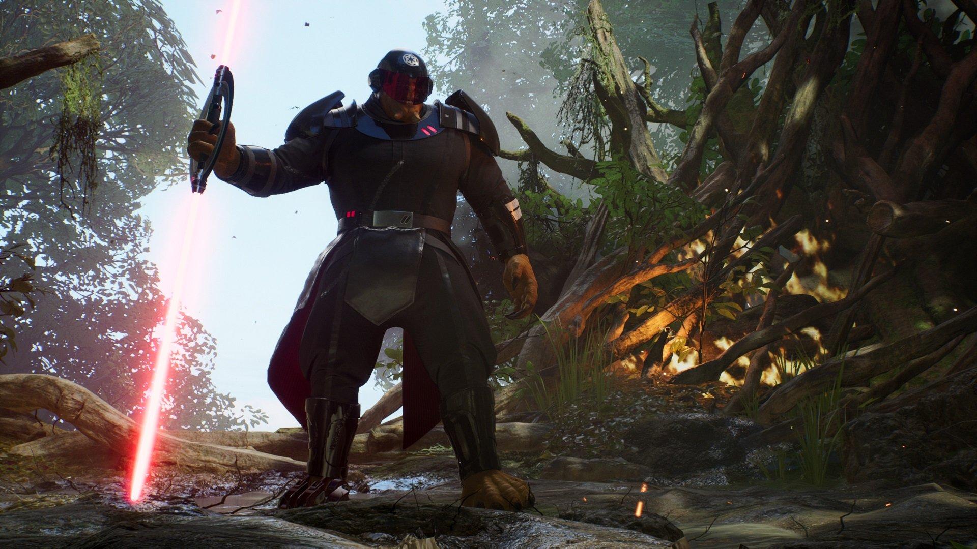 Star Wars Jedi: Fallen Order launch screens