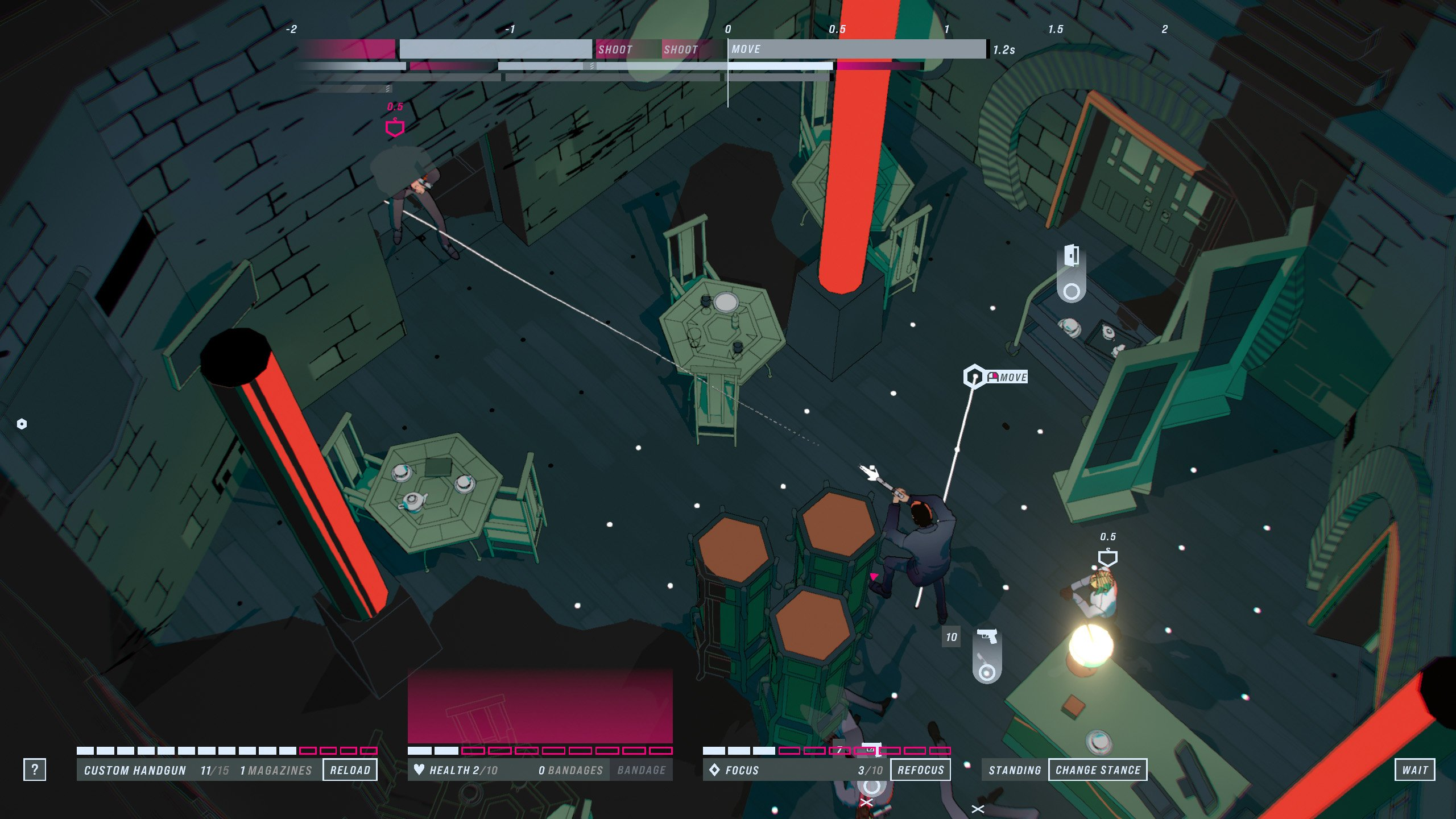 John Wick Hex review - gameplay