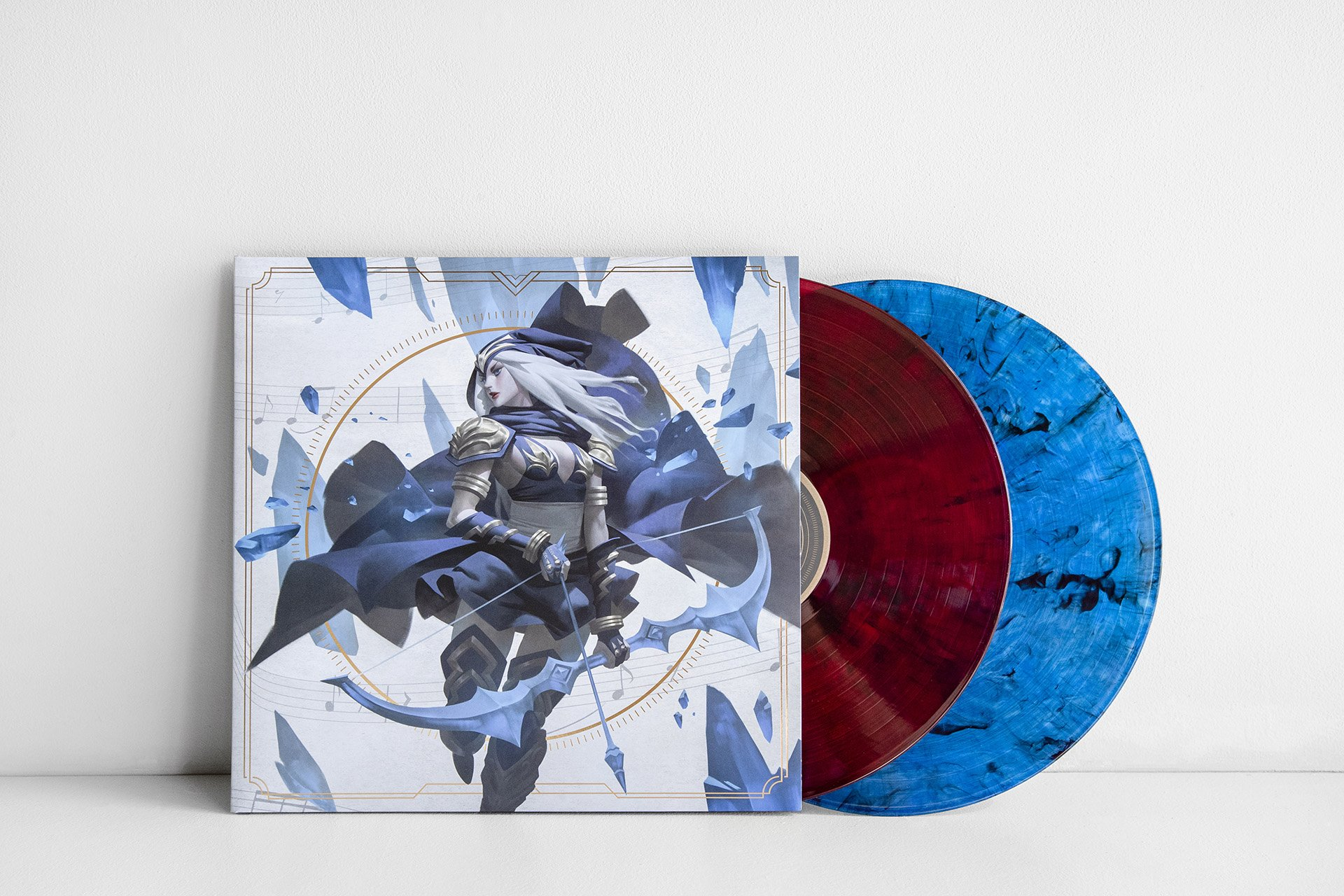 League of Legends celebrates 10 years with Limited Edition vinyl soundtrack