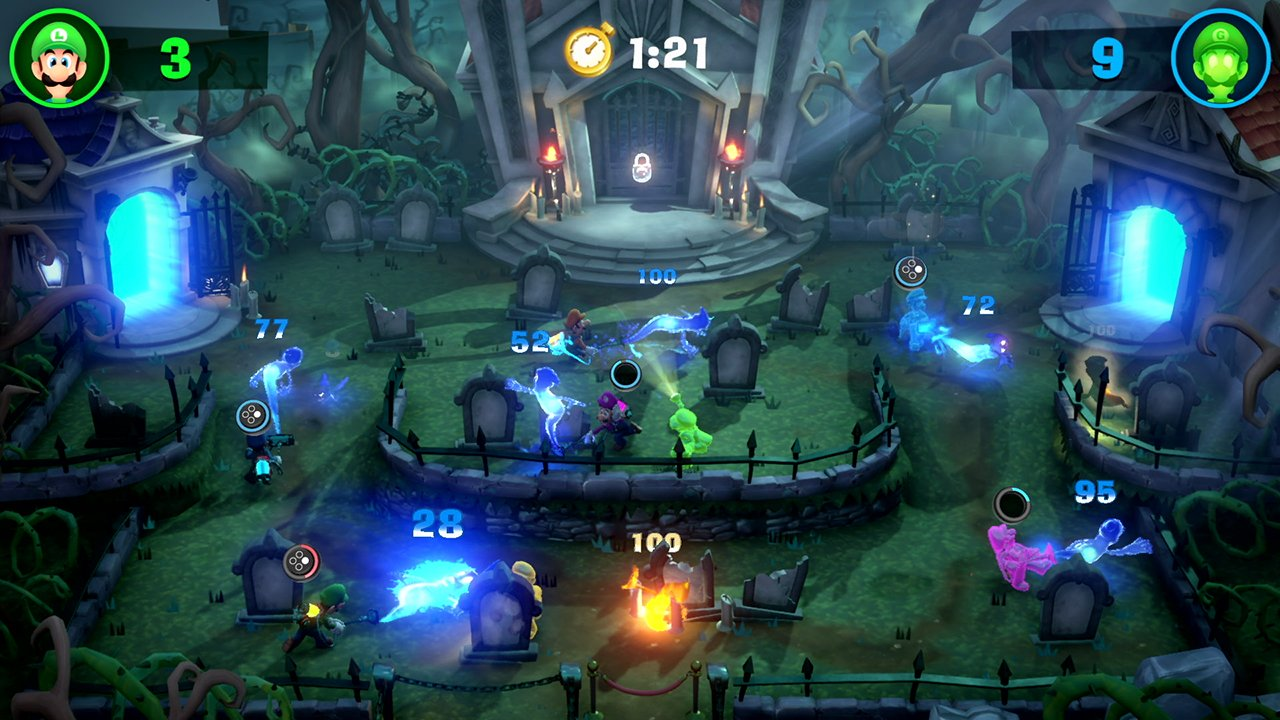 Luigi's Mansion 3 review - multiplayer
