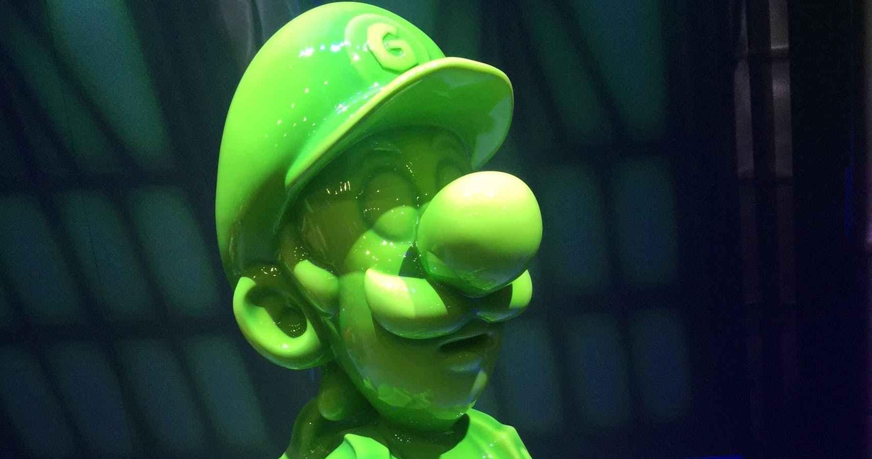 Luigi's Mansion 3 - Gooigi