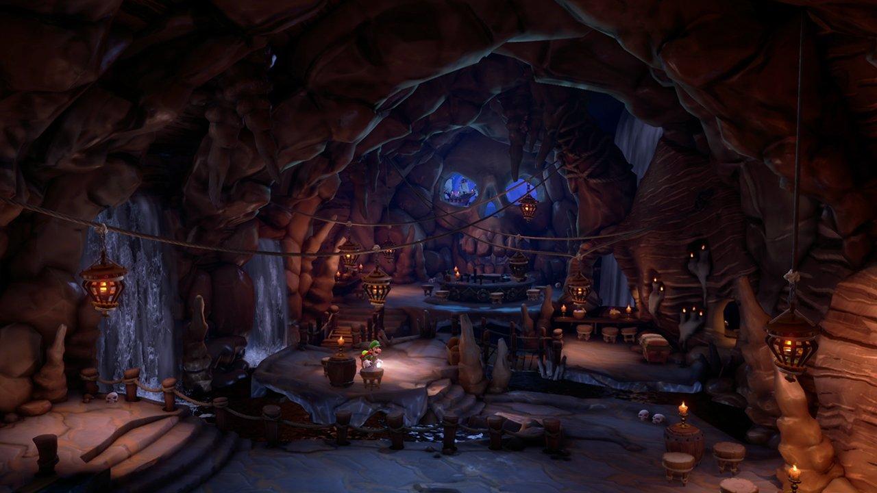 Luigi's Mansion 3 review - pirate cove