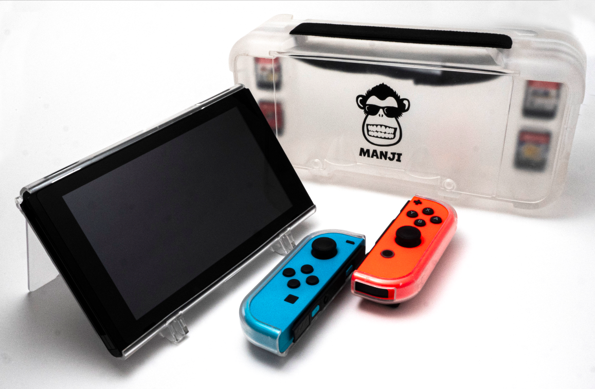 Manji Nintendo Switch case