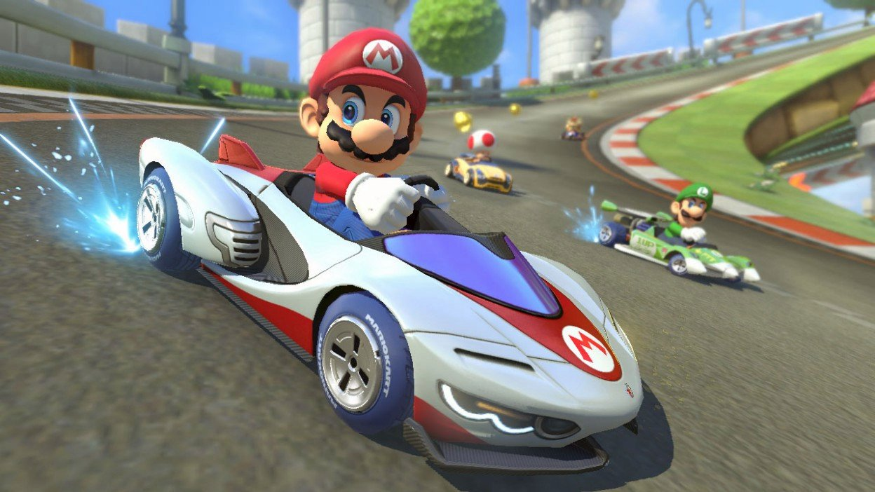 Mario Kart Tour controller support