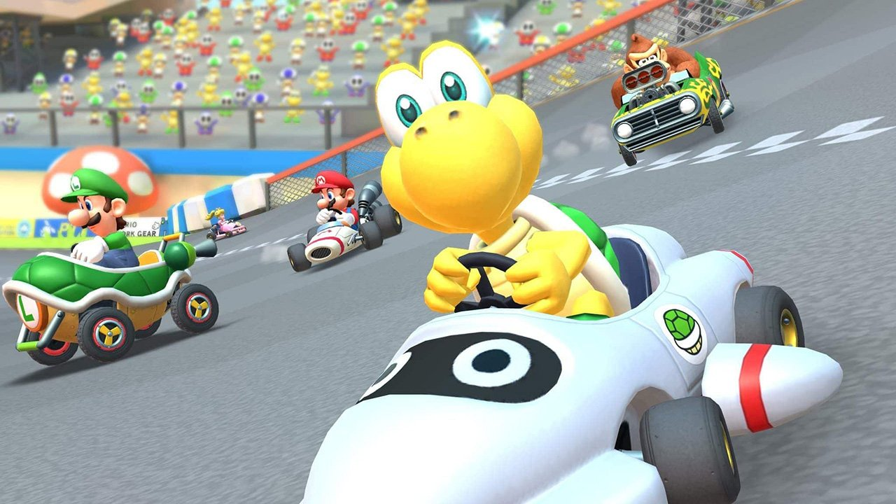 Mario Kart Tour - Coin Rush