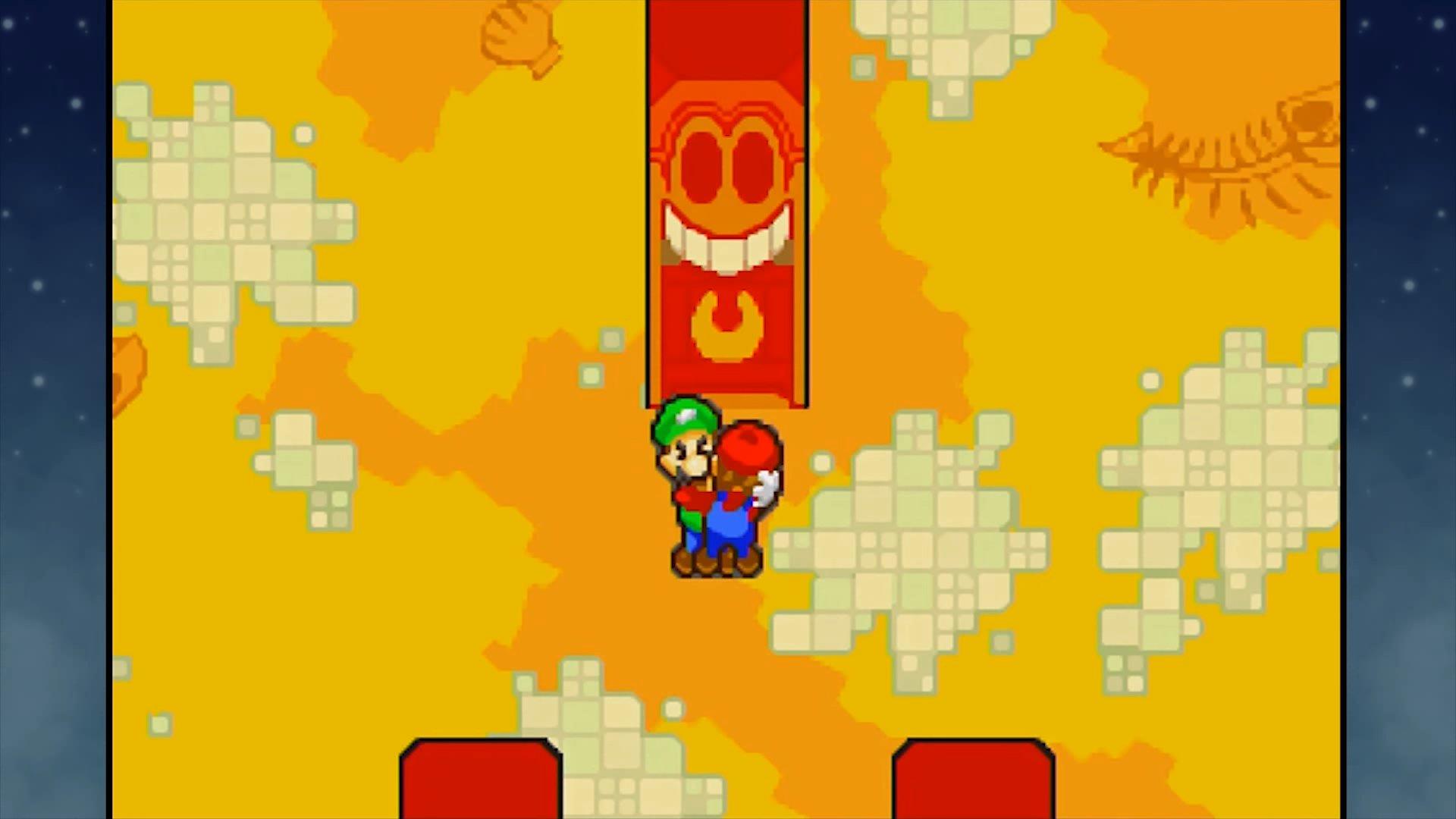Mario & Luigi AlphaDream