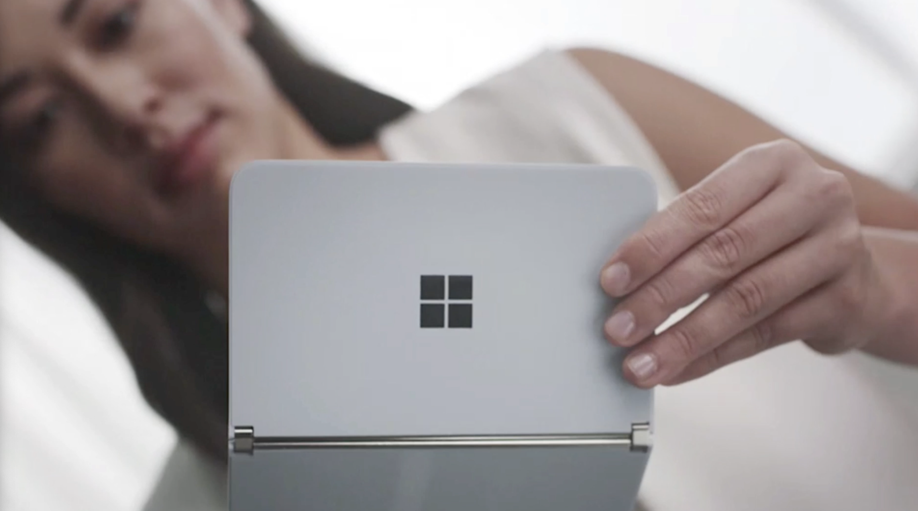 The new Surface Duo will combine the best of Windows with the best of Android.