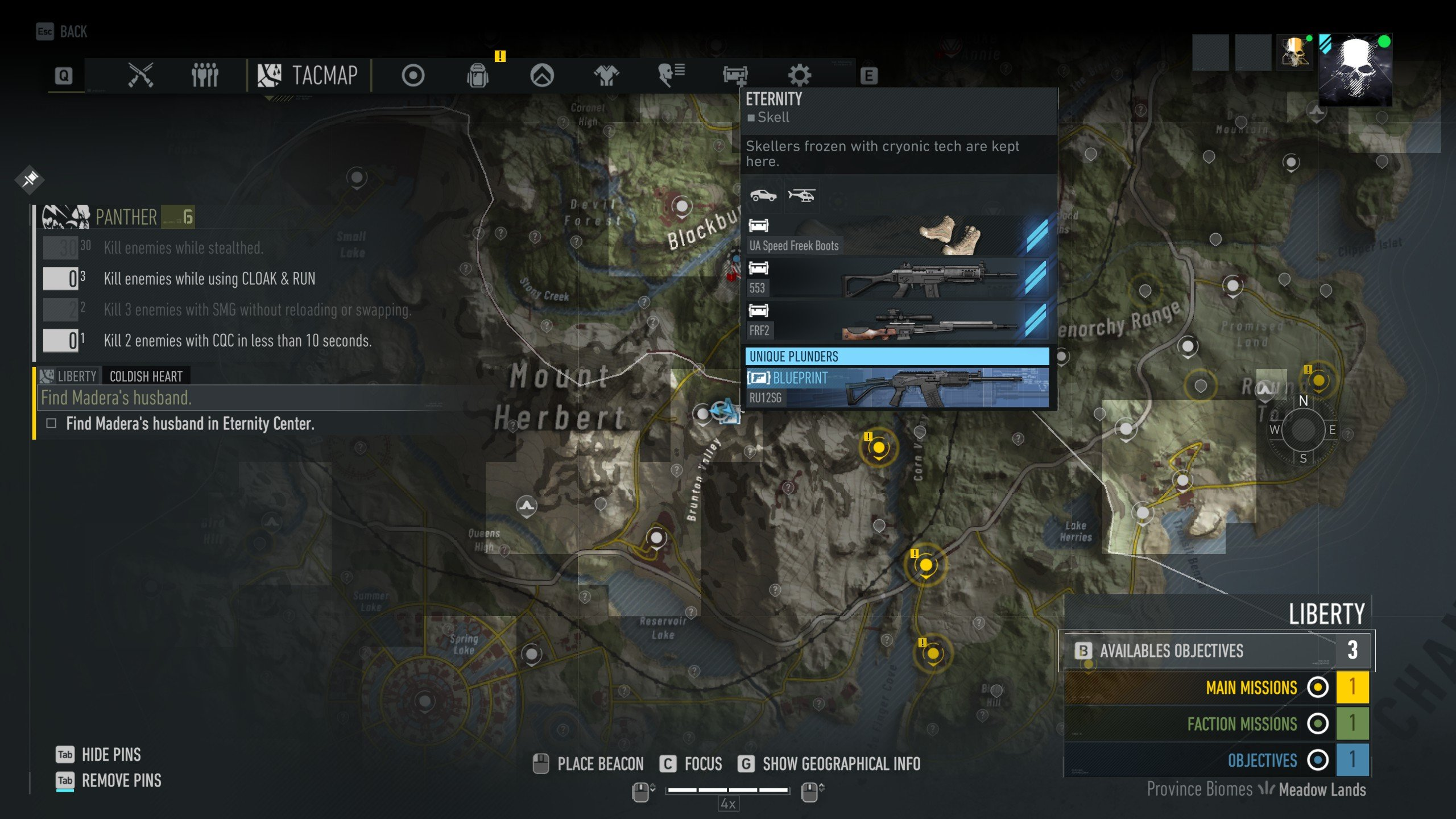 MP5 Blueprint Location Ghost Recon Breakpoint