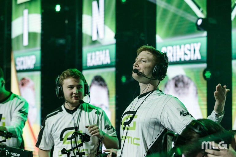 Optic Gaming Call of Duty