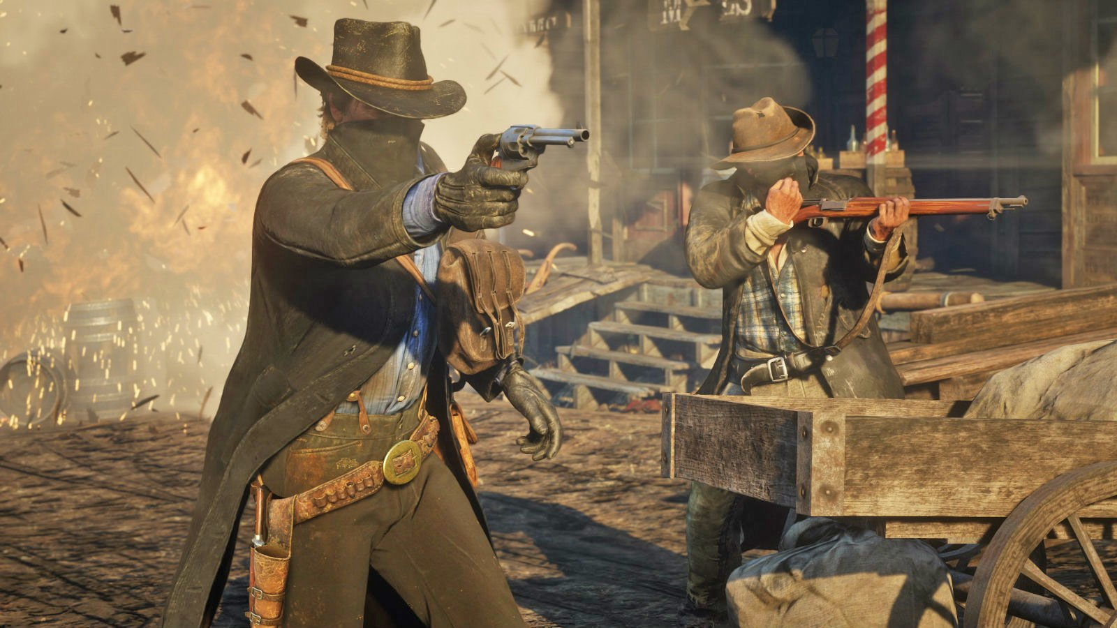 Red Dead Redemption 2 gets PC release date